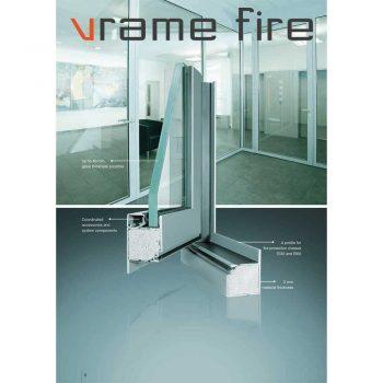Πυράντοχα υαλοστάσια Vrame Fire