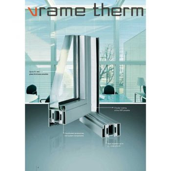 Πυράντοχα υαλοστάσια Vrame Therm