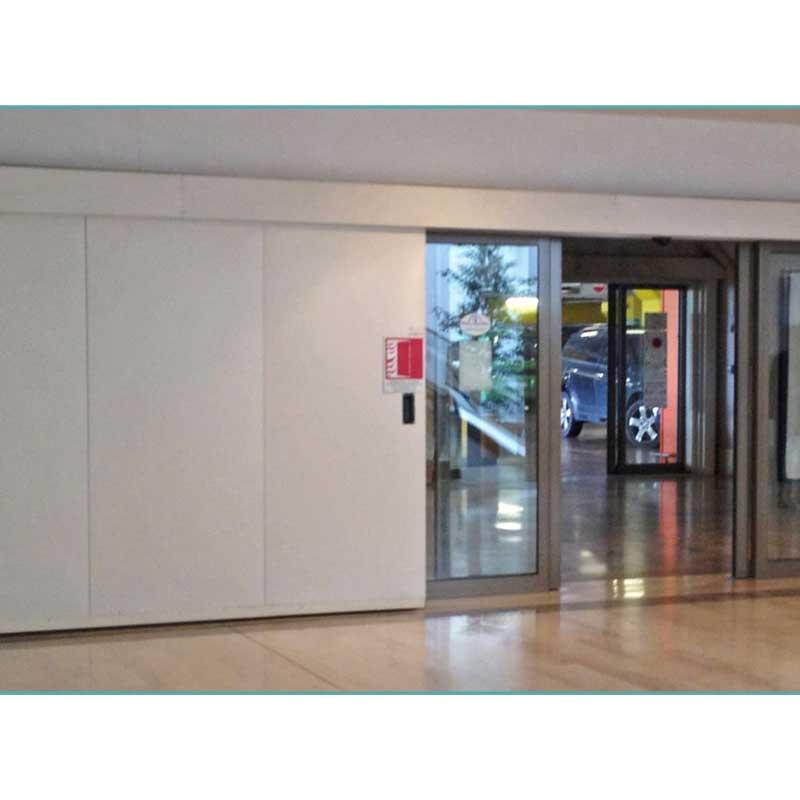 Πόρτες πυρασφαλείας συρόμενες Ferredil