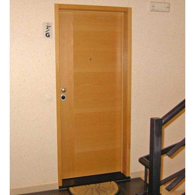 Πόρτες Ασφαλείας Πυρασφαλείας Μονόφυλλες