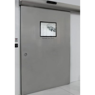 Αυτόματες συρόμενες πόρτες χειρουργίων ERS